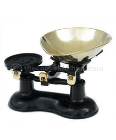 Equip your kitchen with traditional kichen scales