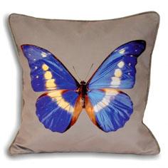 Blue soft furnishings: Top 10 blue cushions