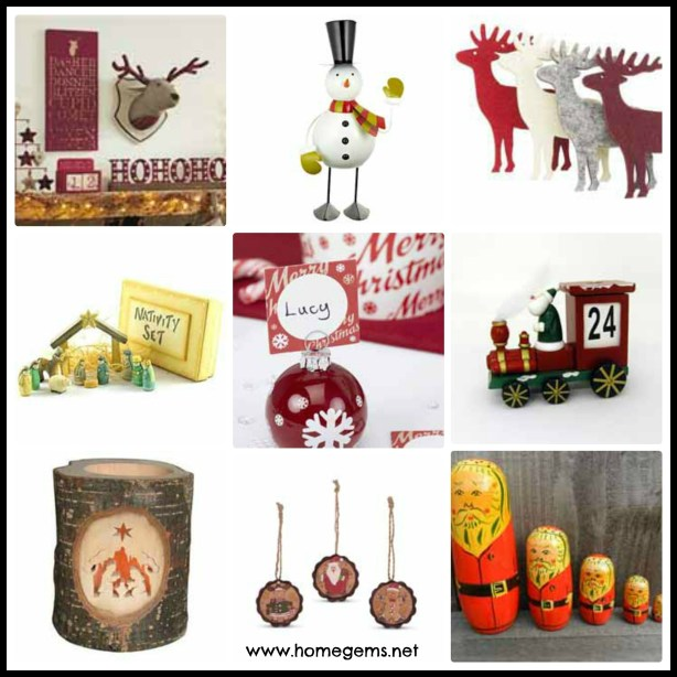 Buy Christmas xmas decorations
