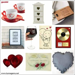 10 home accessories for Valentines Day