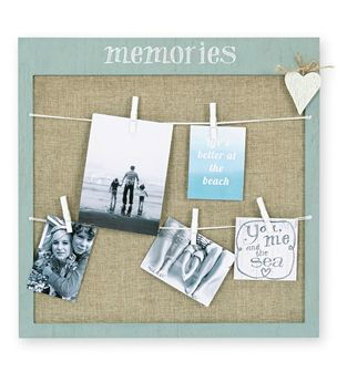 Create a photo collage for your student room