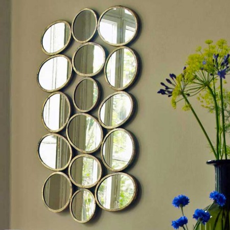 Funky mirror from Graham and Green