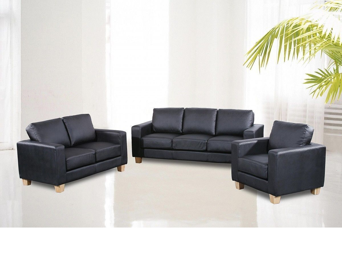 3 2 leather sofa set contemporary corner sofas full 432 431 seater suite faux homegenies