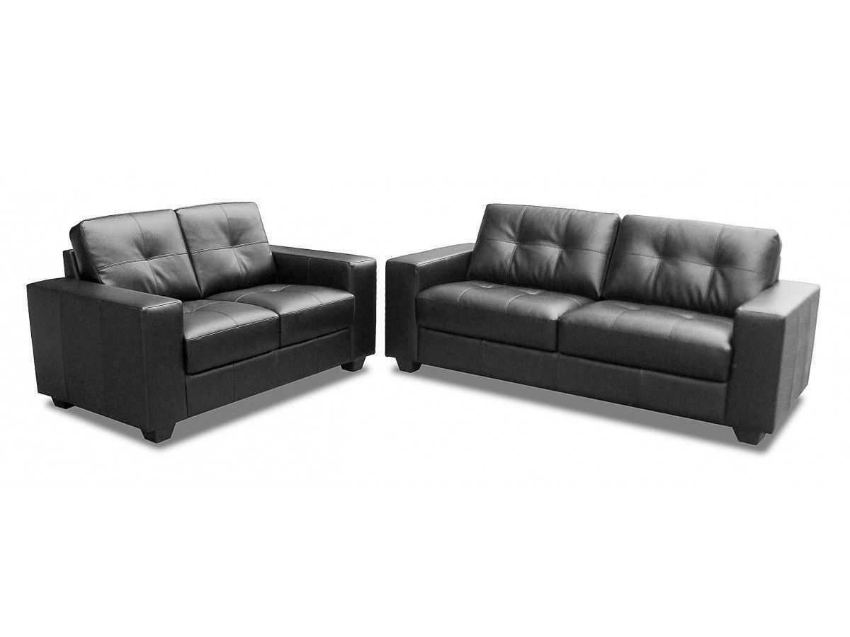 leather fabric mix sofas uk best sofa company black brown 3 432 seater suite homegenies