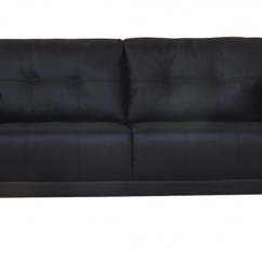 3 2 Leather Sofa Set Rattan Corner For Garden Black Brown 1 Seater Homegenies