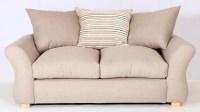 Beige Fabric Sofa Set - Homegenies