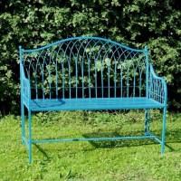 Metal Garden Furniture, bistro sets, benches - Homegenies