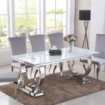 Reveal Secrets Dining Room Chairs For Glass Table 50