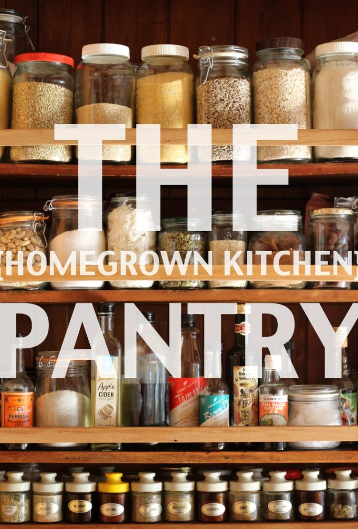 The Pantry / Homegrown Kitchen
