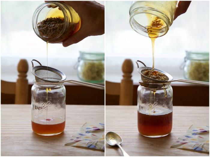 Elderflower Infused Honey   HOMEGROWN KITCHEN