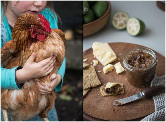 Feijoa & Ginger Chutney | HOMEGROWN KITCHEN
