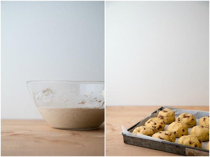 Sourdough Hot Cross Buns | HOMEGROWN KITCHEN