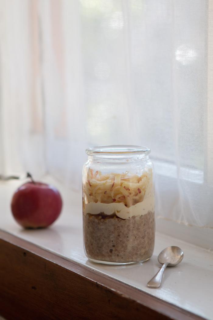 Chai-Spiced Bircher Muesli | HOMEGROWN KITCHEN