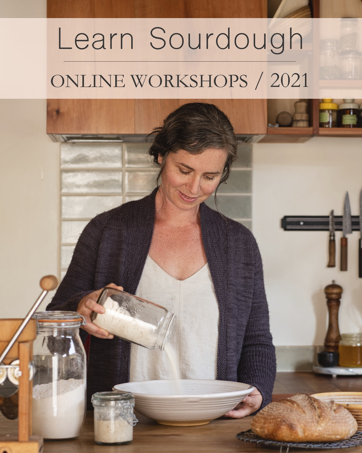 Upcoming Cooking Workshops