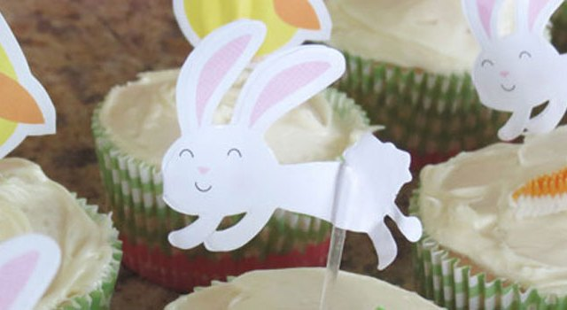 Too Cute Easter Time Sweets