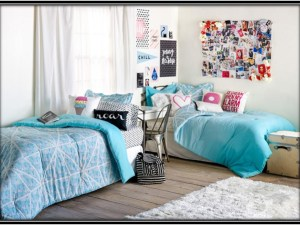 Home Decor Ideas for a Chick Dorm Room
