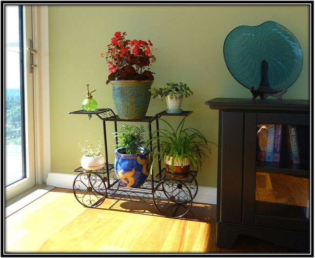 Eurpopean Style Hanging Flower Pots Home Decor Ideas