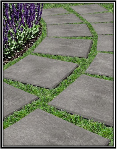 Strong Geometry Garden Home Decor Ideas