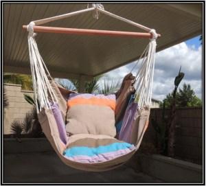 Hammock Swing Chair Home Decor Ideas