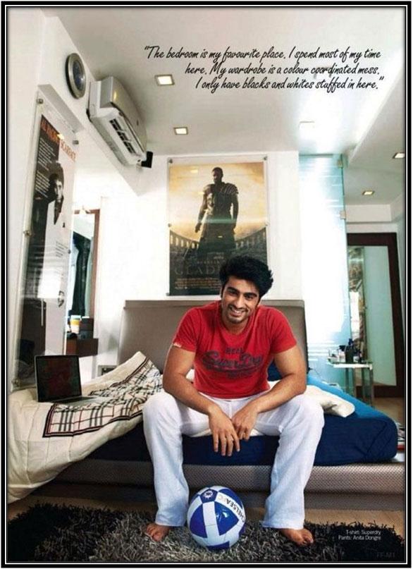 Arjun Kapoor House Celebrities House Interior Home Decor Ideas