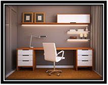 For A Small Working Corner Home Office Decoration Ideas