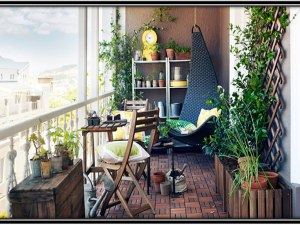 Balcony decor ideas - Home deor ideas