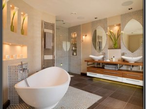 Luxury Bathroom Decoration Home Decor Ideas