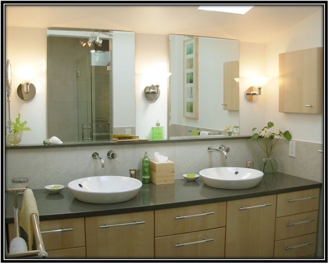 Common Master Bathroom - Home decor ideas