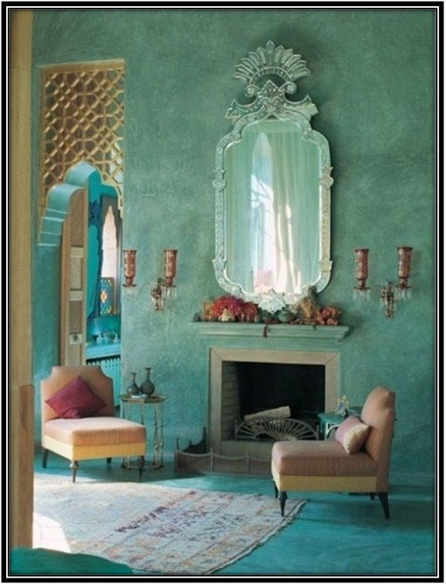 Mirror On The Wall - Home decor ideas