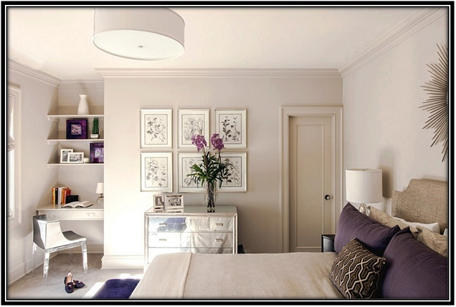 Workstation In Bedroom - Home decor ideas