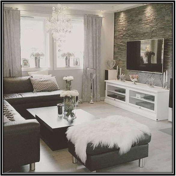 Classy Black Furniture Living Room Designs Home Decor Ideas
