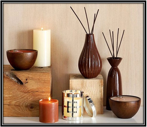 Pleasing Smell All Around Home Ware Decoration Ideas
