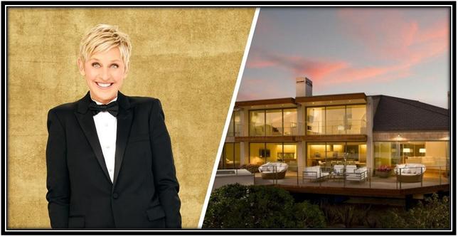 Ellen Degeneres Celebrity House Interior Ideas