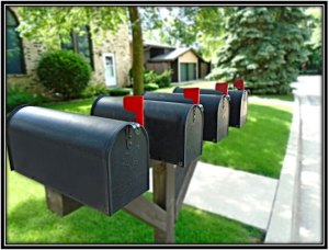 Level up your letterbox