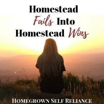 Woman sitting in the sunset - Homestead Fails Into Homestead Wins