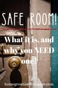 Door - Safe room - What it is, and why you need one