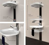 Shower Toilet Sink Combo | Interior Design Home