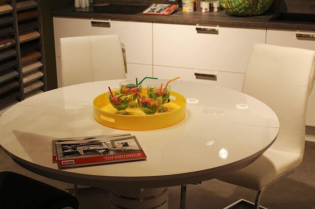 Tavoli Rotondi Allungabili  HomeHome