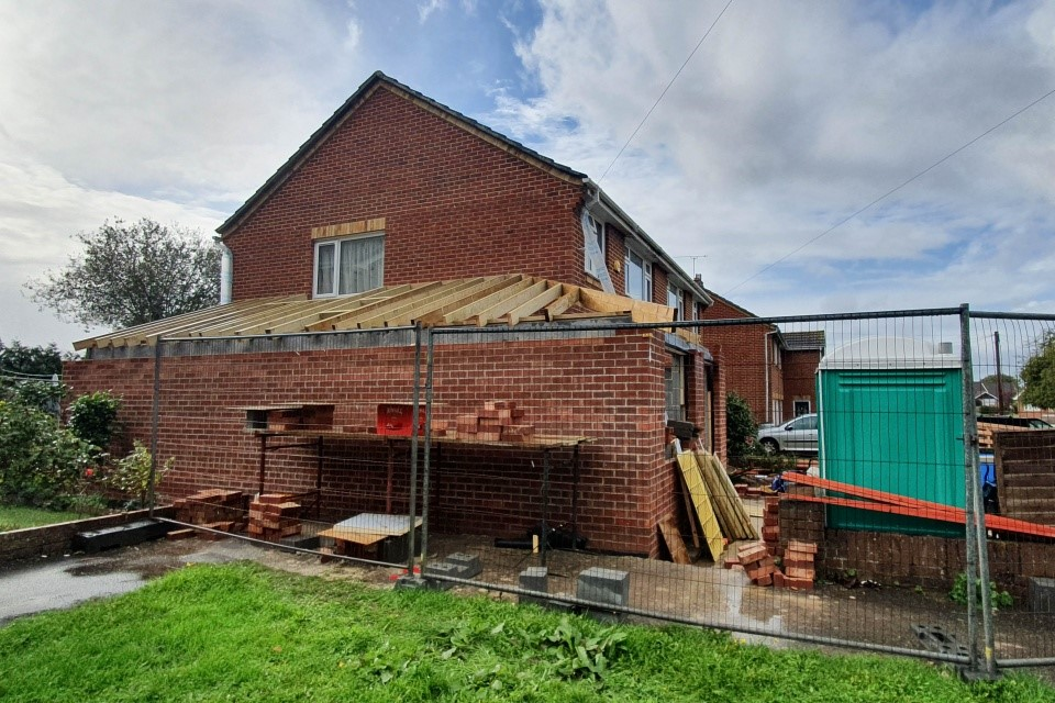 house extension cost 2021 how much