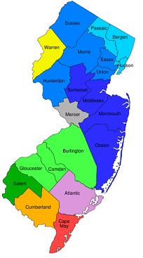 New Jersey Towns Apartments for Rent in NJ New Jersey
