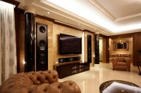 Living Room Home Theater Ideas | HomeIdeasGallery - Get ...