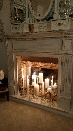 decorative fireplace ideas 12