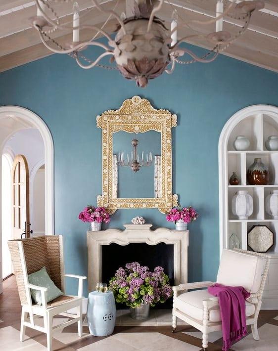 decorative fireplace ideas 9