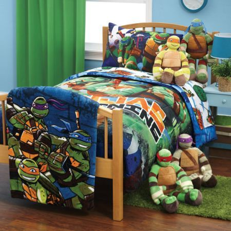 ninja turtle room ideas 10