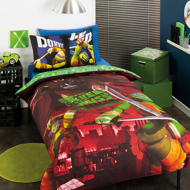 ninja turtle room ideas 7