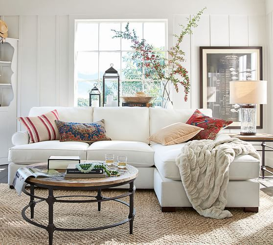 ... Pottery Barn Living Room Ideas 3