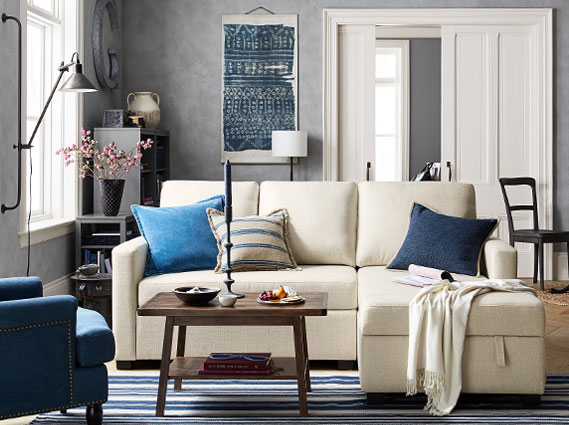 . 12 Inspiring Pottery Barn Ideas for Notable Living Rooms   Home Ideas HQ