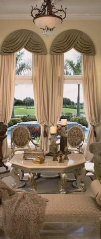 window treatments ideas for large windows in living room 8 ...