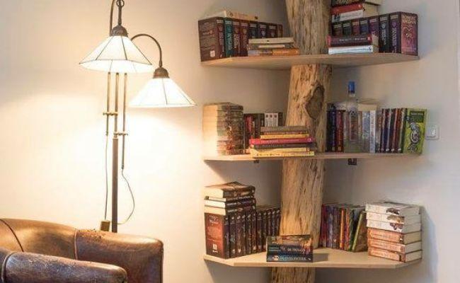 13 Brilliant Bookshelf Ideas For Small Room Solutions