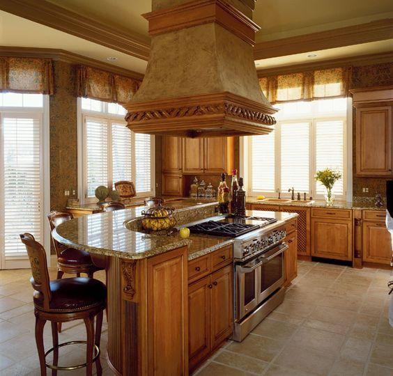 kitchen island design ideas 6